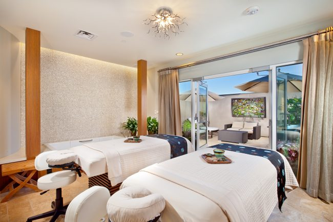 the Hilton Cape Rey Resort Spa Services in Carlsbad