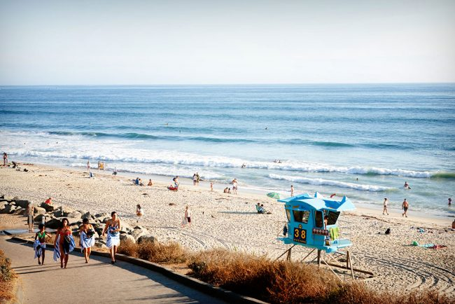 Beaches in Carlsbad