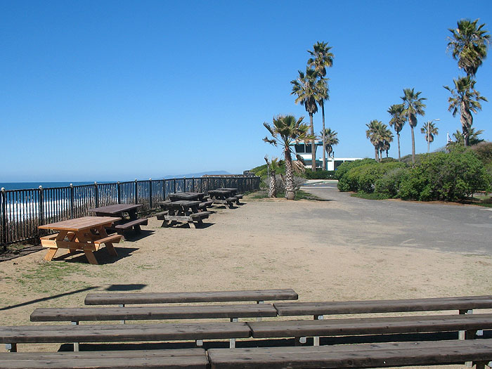 South Carlsbad State Park Campground