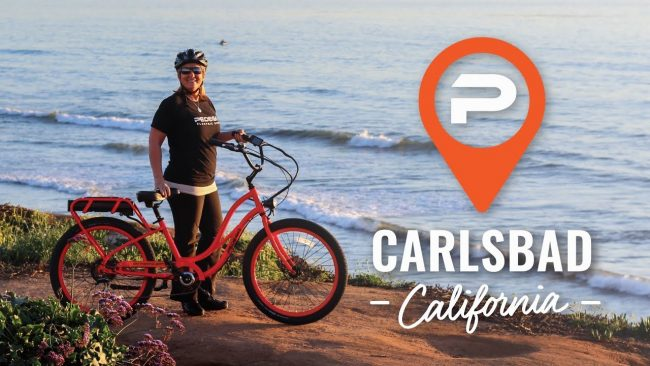 Cycling into the New Year in Carlsbad