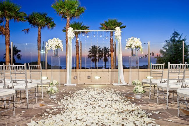 wedding cape rey carlsbad
