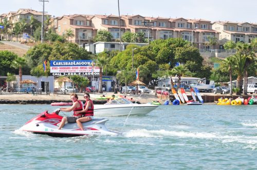 Things to Do in Carlsbad - Carlsbad Lagoon Watersports