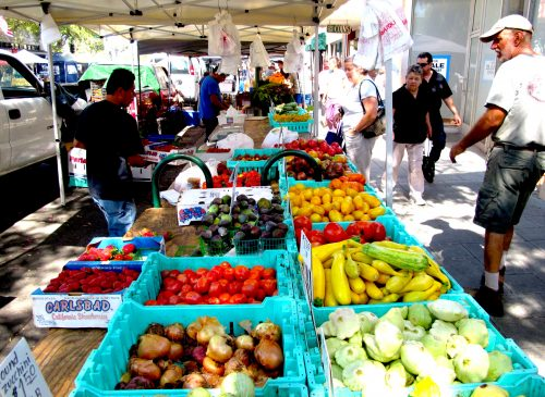Things to Do in Carlsbad - State Street Farmers Market