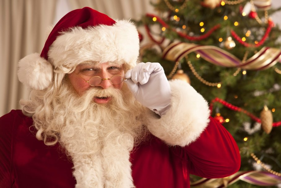 Where to find Santa Claus in Carlsbad